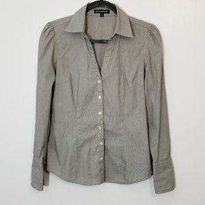 Small Express button down shirt